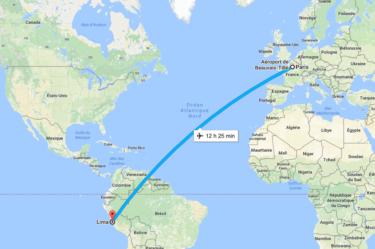webandsun un long trajet pour le Pérou web and sun