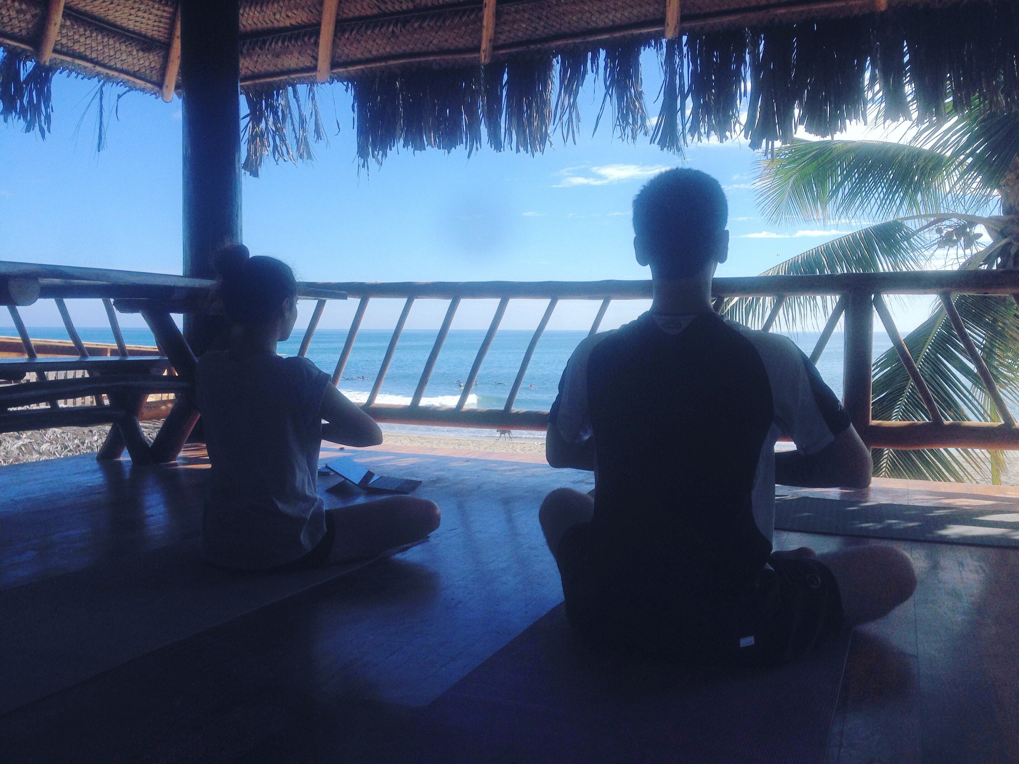 Webandsun Yoga mancora hatha